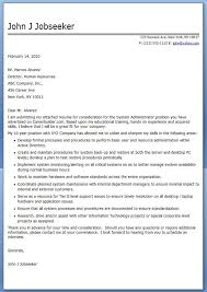 resume cover letter examples human resources high