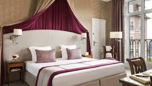 chambre de luxe chambre hôtel bord de mer normandie le royal hôtels barrière