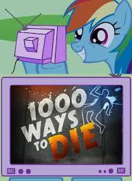 Die Meme - rd meme 1000 ways to die by mounstroso on deviantart