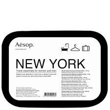New York travel essentials images Aesop new york travel case buy online mankind jpg