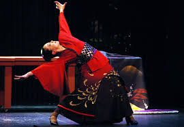 mayumi kagita a fusion of cultures revealed in dance the japan