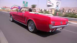 Classic American Muscle Cars - american muscle car owners in iran await revival cbs news