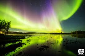 Where To See Northern Lights How To See Aurora Borealis In Levi Lapland Lapland The Magazine