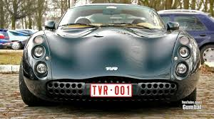 tvr tvr tuscan speed six great sound 1080p hd youtube
