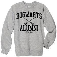 hogwarts alumni sweater sweatshirts archives clothenvy