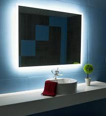 bathroom led lighting ideas backlit mirror design ideas the best solution for your bathroom