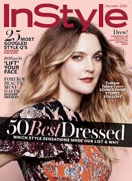 instyle virtual and drew barrymore take you inside our november