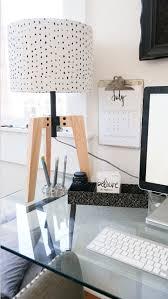 Minimalist Workspace Creating A Bright Minimalist Workspace With A Boho Flare