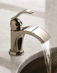 waterfall faucets for bathroom sinks polished brass bathroom faucets contemporary best bathroom