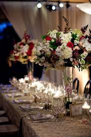 Red And White Centerpieces For Wedding by Karlee U0027s Blog Try Adding A Pop Color To Your Color Scheme To Make
