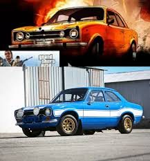 classic ford cars the poster car for smuggler u0027s run kinda looks like the ford escort
