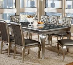 unique wood dining room tables amina 84 dining set 1 872 90 furniture store shipped free in