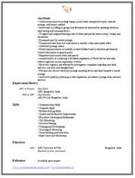 Sample Free Resume by 100 Resume Format For Experienced Sample Template Example Of