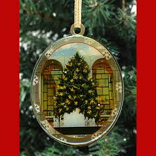 lincoln center tree new york ornament ny
