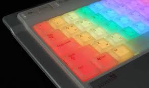 light up wireless keyboard colorful led keyboard