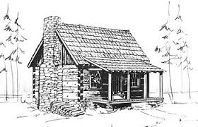 country cabin floor plans country home plans by natalie l 320