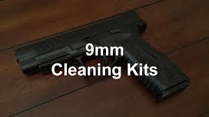 best gun cleaning table the 5 best 9mm cleaning kits for your guns