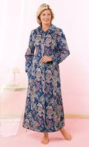 robes de chambres femmes robe chambre imprimée steno afibel