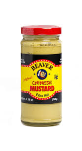 wasabi mustard beaver wasabi horseradish mustard 12 5 oz beaverton foods