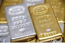 gold silver futures slide on bearish global cues business line