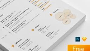Sample Modern Resume by Modern Resume Template V 1 Get Psd U0026 Sketch Resume Templates
