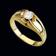 mens gold diamond rings striking mens gold diamond ring