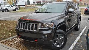 jeep trailhawk 2013 2013 jeep grand cherokee trailhawk detailing write ups adams