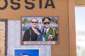 meet the first family of molossia daily mail online
