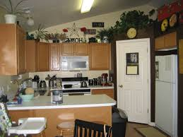 Inside Kitchen Cabinets Ideas by Decorating Ideas For Space Above Kitchen Cabinets Full Size Of