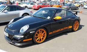 porsche gt3 rs orange file porsche 997 gt3 rs coupé black orange rhd jpg wikimedia commons