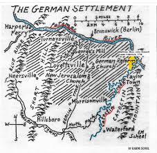 Map Of Loudoun County Matthias Resources Htm