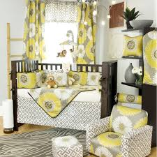 Sunflower Yellow Curtains by 20 Ideas For The Nursery Of Your Dreams Baby Crib Bedding Sets