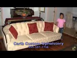 Upholstery Zips Furniture Upholstery U0026 Repair In Fort Lauderdale Zip Ccodes Youtube
