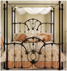Iron Canopy Bed Canopy Bed Design Captivating Wrought Iron Canopy Beds Wrought