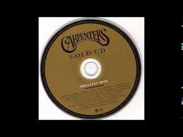 carpenters gold cd best songs album carpenters