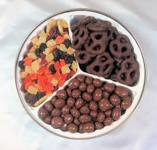 fruit gift ideas the sorta healthy chocoalte and dried fruit gift tin tins gift