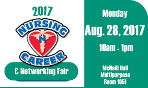Uncw Map Nursing Career Fair Career Center Uncw