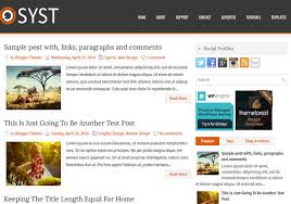 syst simple blogger template free graphics free wordpress