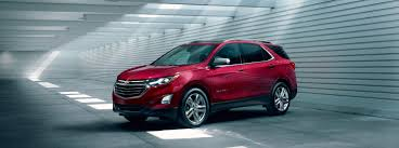 2018 chevrolet equinox fuel efficient suv chevrolet canada