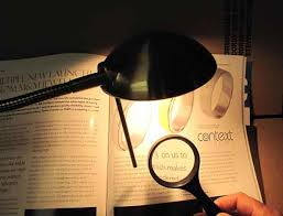 lighting for visually impaired lva magnifiers for the visually impaired partially sighted