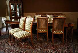 Fabric Ideas For Dining Room Chairs Dining Room Fascinating Fabric For Dining Room Chairs