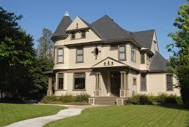 exterior paint colors that go with brown brick exterior design