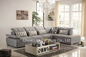 canapé d angle avec appui tête lizz salon moderne canapé d angle de luxe et appel réglable appui