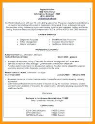 resume templates for a buyer medical coder resume resume for medical coder 8 medical coding