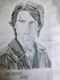 random images my tom cruise sketch hd wallpaper and background