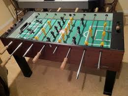 Foosball Table For Sale Kt Sports Foosball Table Kt Sports Retro Foosball Table Model