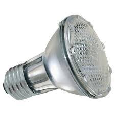 energy saving flood light bulb 85476 ge energy efficient halogen 35 watt par20 floodlight 1 pack