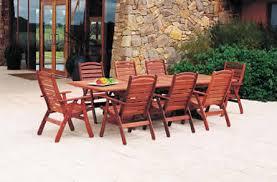 Jensen Outdoor Furniture Jarrah Wood Furniture At The Galleria