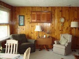 Wooden Paneling Simo Design U2013 Living Rooms U2013 Painted Wood Paneling Red Brick