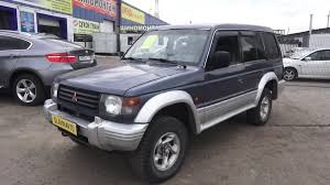 mitsubishi old models 1995 mitsubishi pajero 3 0 gls start up engine and in depth
